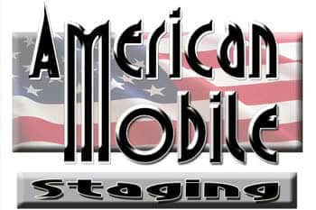 American Mobile Staging Logo